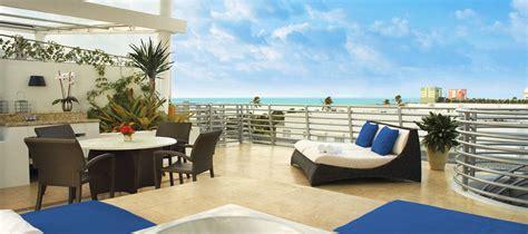 South beach penthouse suites south beach penthouses z ocean south beach