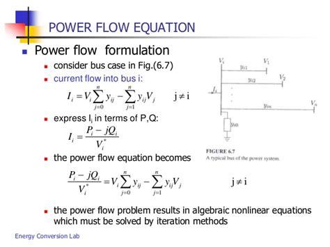 power swing equation apsa lec 9