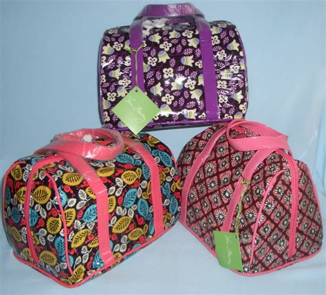 pattern for vera bradley tote bag vera bradley frill vip lunch bag tote pattern choice nwt