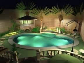 Small Home Pool Designs Small Pool