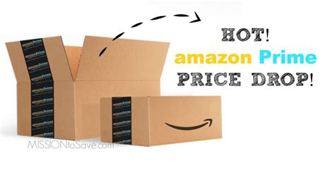 amazon prime price hot amazon prime price drop friday only 79 mission