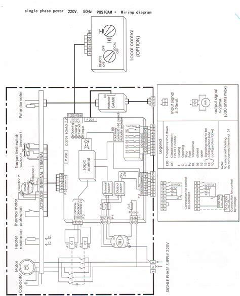 rotork iq 20 wiring diagram 27 wiring diagram images