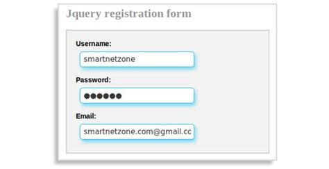 jquery registration form template 50 best html email newsletter templates free premium
