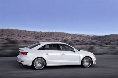 2015 Audi A3 Sedan Us Pricing Announced Autoevolution 2014 Audi A3 Sedan Revealed Autoevolution