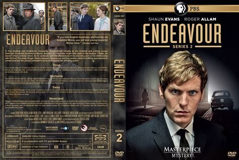 Cover Tv By Request 1 endeavour series 2 tv dvd custom covers endeavour s2 dvd covers