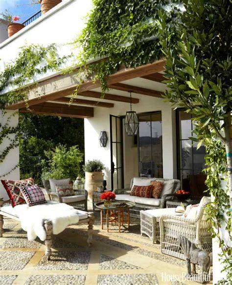 small back porch decorating ideas for houses scenery terrasse de jardin cr 233 er votre petit coin paradis