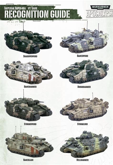 Original Longch Fantaisie Camouflage Size S baneblade variants for reference purposes miniatures