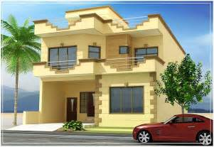 Elevation Home Design Ta 3d Front Elevation Pakistan Beautiful Front Elevation