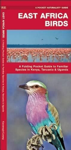 50 top birding in kenya books bookler east africa birds a folding pocket guide to