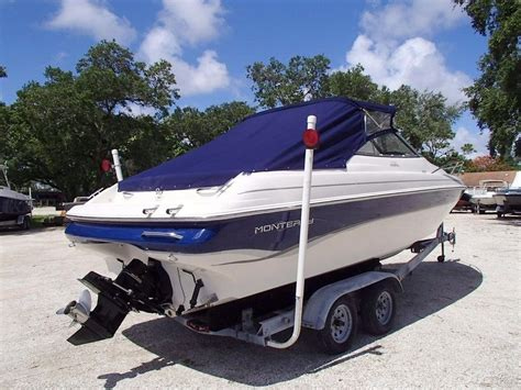 monterey boats for sale usa monterey montura 236 boat for sale from usa