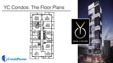 yc condo floor plans yc condos video analysis youtube