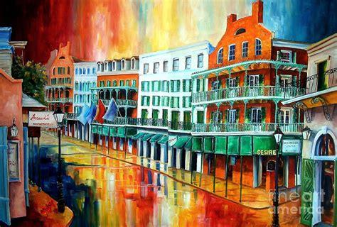 art design new orleans magazine royal sonesta new orleans painting by diane millsap