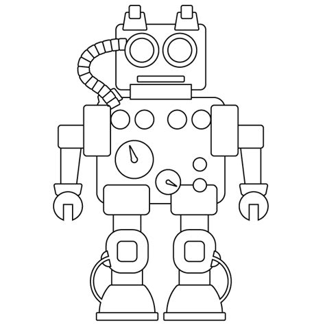 printable coloring pages robots free coloring pages of robot hand