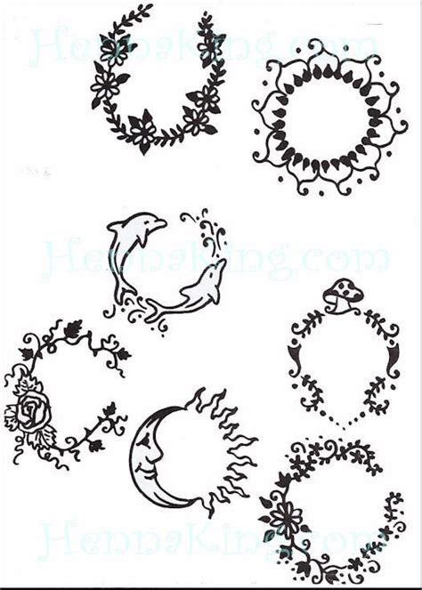 simple starter tattoo designs circle henna s belly button henna belly