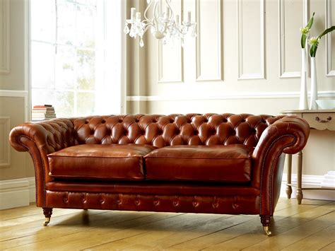 The English Sofa Company Buttoned Or Cushion Seat Chesterfield Sofa Company