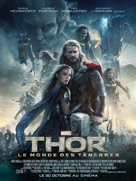 film de thor thor le monde des t 233 n 232 bres film 2013 senscritique
