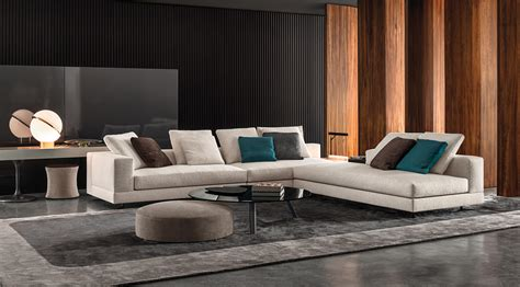 divani minotti catalogo white lounge sofas from minotti architonic