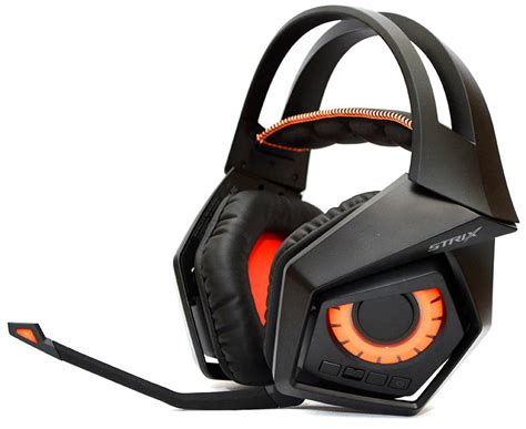 Headset Wireless Gaming Asus Strix Wireless Gaming Headset Review Eteknix