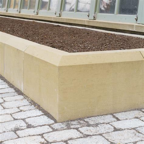 L Steine Aus Beton by Hochbeet Aus L Steinen 187 So Legen Sie Es Schrittweise An