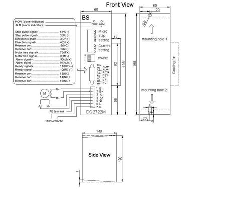 longs stepper motor wiring diagram distributor wiring