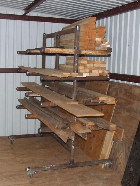Rack It Lumber Rack by Lumber Rack Plans Diy Free Low Loft Bed