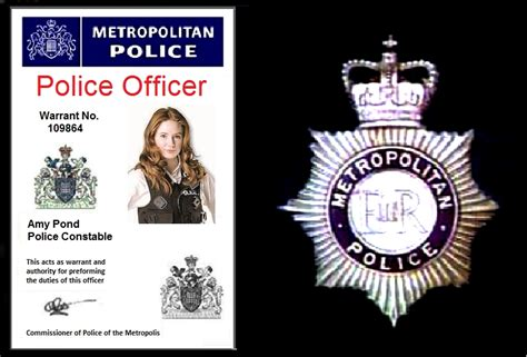 amy pond images amy pond police id card hd wallpaper and