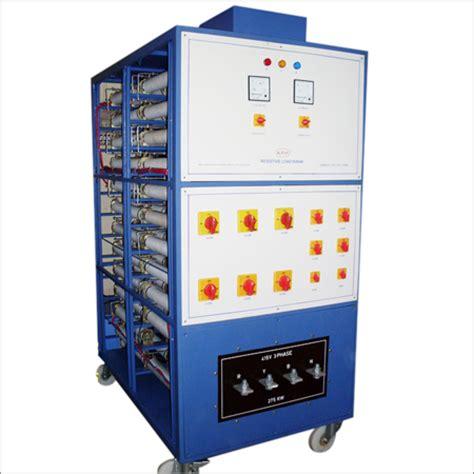 load resistor bank resistive load manufacturer distributor supplier resistive load india