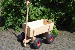 Bollerwagen Für 2 Kinder 1576 by Bollerwagen Basismodell F 195 188 R 1 Geschlossen Und