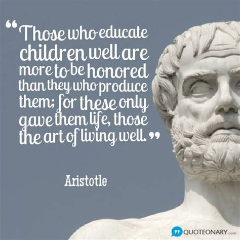 Aristotle Biography Education | 17 best quotes about education on pinterest
