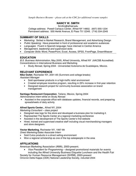 Sle Resume Corporate Administrator business objects sle resume 28 images business objects