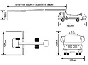Wheels Jump Truck Specs Concrete Specifications And Truck Dimensions