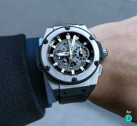Hublot Premium Quality Mesin Automatic high quality replica watches replicatalk with glenn chiang best ranking replica