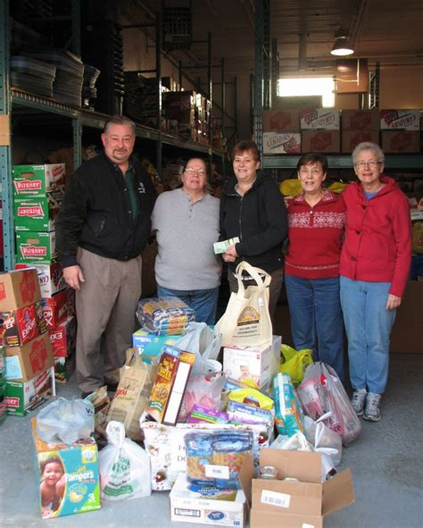 new year food donation charity events richmond hill timers hockey league