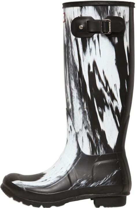 mens white rubber boots 20mm original nightfall rubber boots in black for