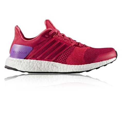 adidas ultra boost st womens pink sneakers running road sports shoes trainers ebay