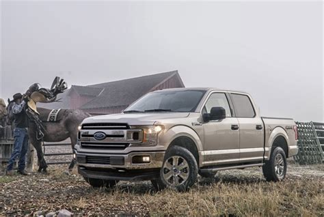 2018 ford f150 payload 2018 f 150 adds power payload capability top news