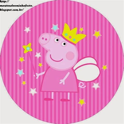 Peppa Pig Also Search For Etiquetas Para Bar De Peppa Pig Hada Para Imprimir