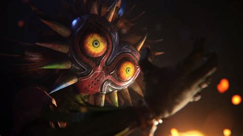 majoras mask quot majora s mask terrible fate quot is a beautiful fanimated