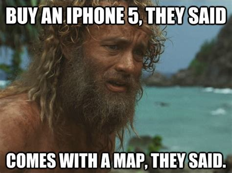 Iphone 5 Meme - buy an iphone 5 they said