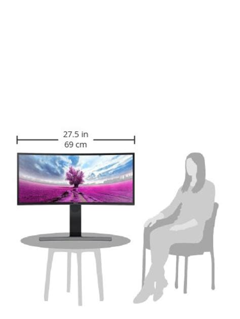 Led Samsung 29 Inch samsung 29 inch ultra wide curved screen led lit monitor s29e790c buy in uae