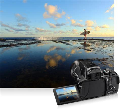 Kamera Canon P900 nikon coolpix p900 compact digital