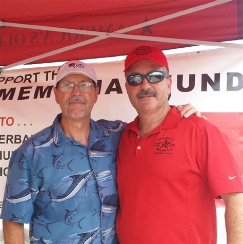 are kevin and gary brothers seenaroundtown fundraiser at looe key tiki florida