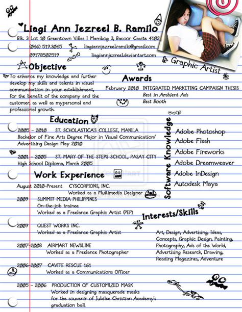 Mind Blowing Resumes