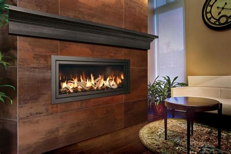 chic linear fireplace ideas modern fireplaces with great