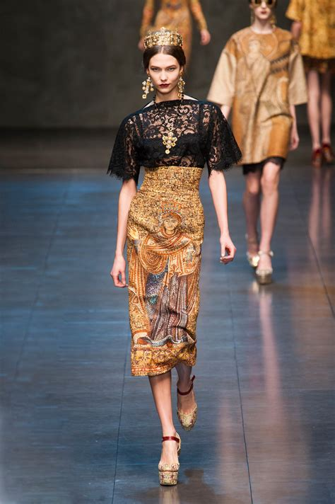 Dolce N Gabbana dolce gabbana at milan fashion week fall 2013 livingly