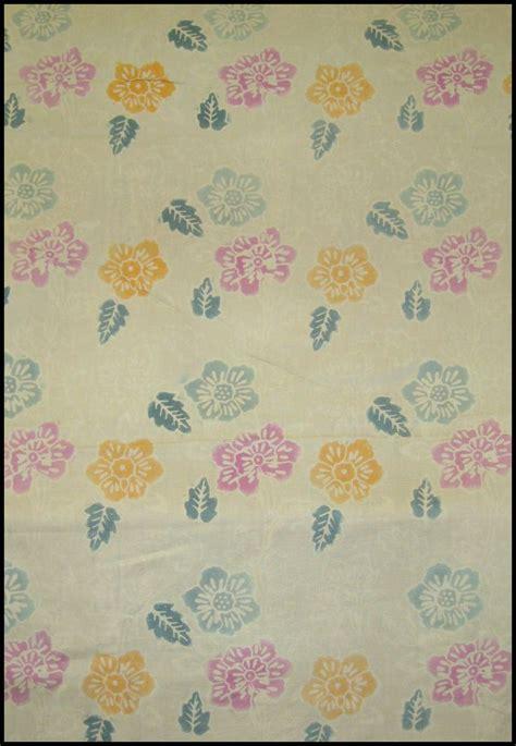 batik print wallpaper indonesian block print floral batik on soft green