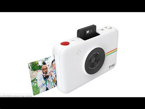 polaroid snap hands on youtube