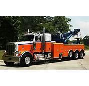 New Heavy Duty Tow Trucks 2017 Peterbilt 389 Century 1150