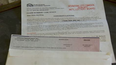 Publishers Clearing House Letter - springfield decatur chaign news weather sports breaking news wics