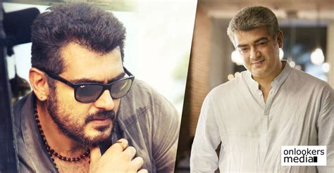 tamil actor ajith all film list ajith to sport a new look in viswasam which starts rolling